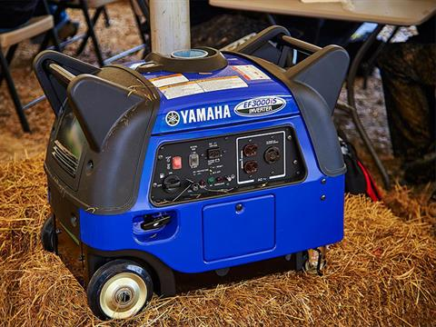 Yamaha EF3000iS in Hickory, North Carolina - Photo 9