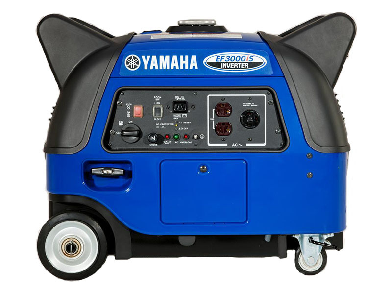 Yamaha EF3000iS in Hickory, North Carolina - Photo 3