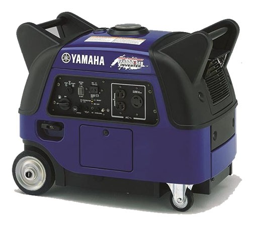 Yamaha EF3000iSEB Generator in Ishpeming, Michigan - Photo 1