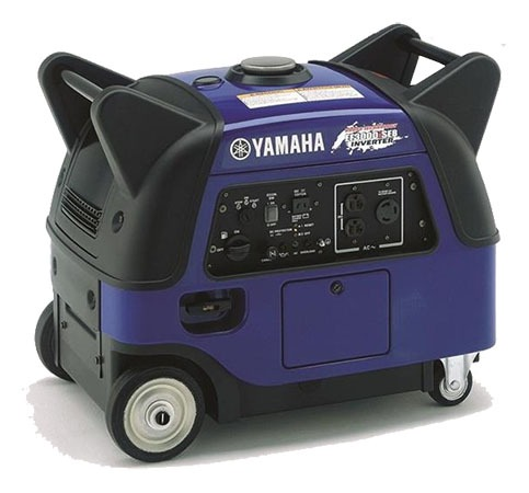 Yamaha EF3000iSEB Generator in San Jose, California - Photo 2