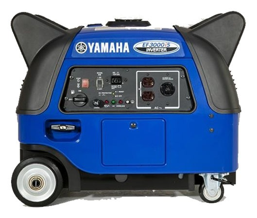 Yamaha EF3000iS Generator in Mineola, New York - Photo 1