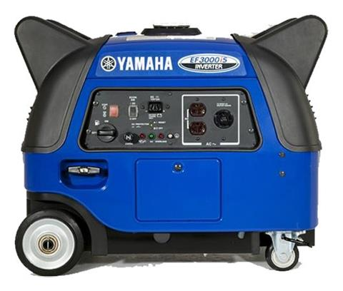 Yamaha EF3000iS Generator in Saint Helen, Michigan