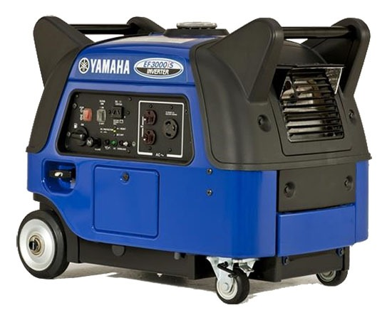 Yamaha EF3000iS Generator in Hickory, North Carolina - Photo 2