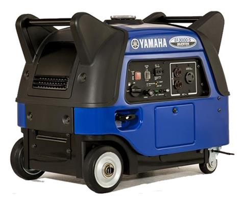 Yamaha EF3000iS Generator in Geneva, Ohio - Photo 3