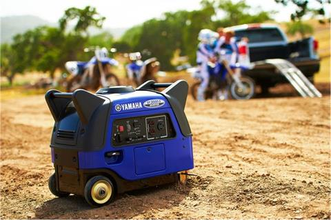 Yamaha EF3000iS Generator in Warren, Arkansas - Photo 8