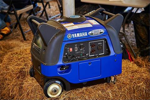 Yamaha EF3000iS Generator in Geneva, Ohio - Photo 9