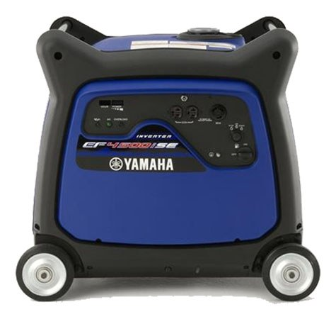 Yamaha EF4500iSE Generator in Lewiston, Maine