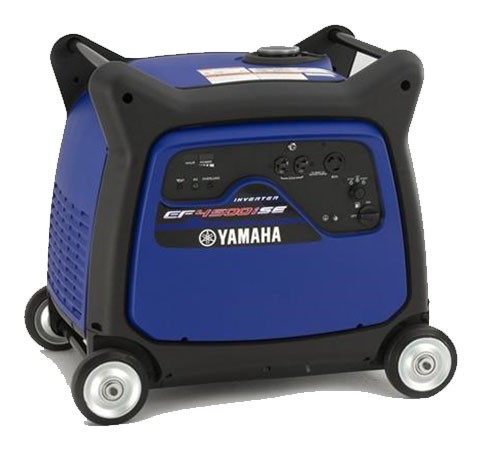 Yamaha EF4500iSE Generator in Metuchen, New Jersey - Photo 2