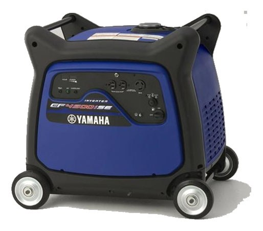 Yamaha EF4500iSE Generator in San Jose, California - Photo 3