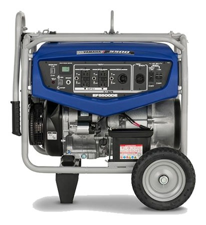 Yamaha EF5500D Generator in Scottsbluff, Nebraska