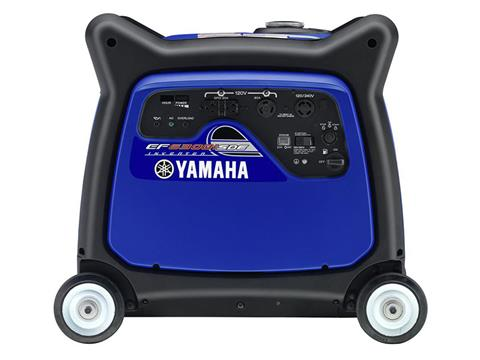 Yamaha EF6300iSDE in Queens Village, New York