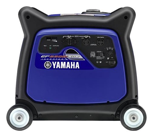 Yamaha EF6300iSDE Generator in Coloma, Michigan - Photo 1