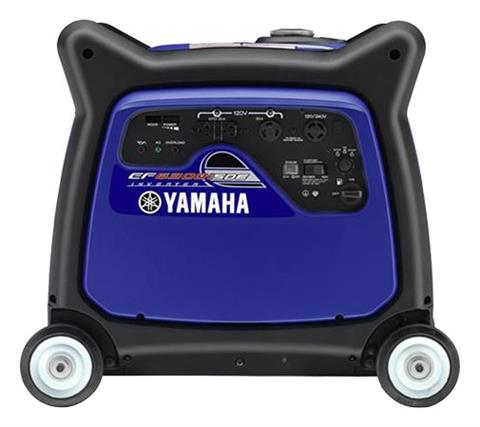 Yamaha EF6300iSDE Generator in Saint Helen, Michigan