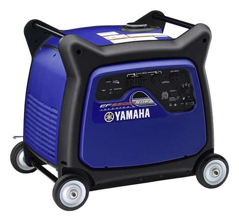 Yamaha EF6300iSDE Generator in Jasper, Alabama - Photo 2