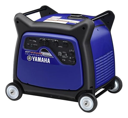 Yamaha EF6300iSDE Generator in Brewton, Alabama - Photo 3