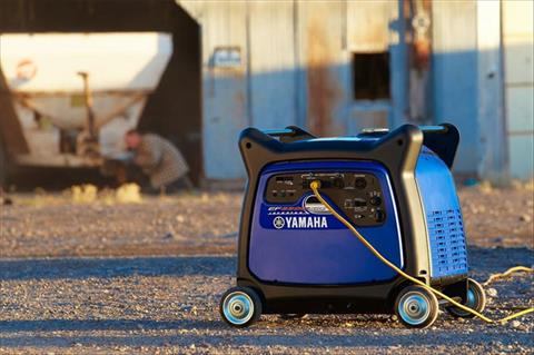 Yamaha EF6300iSDE Generator in Scottsbluff, Nebraska - Photo 5