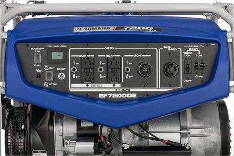 Yamaha EF7200D Generator in Warren, Arkansas - Photo 7