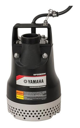 Yamaha SP20ESM Pump in Antigo, Wisconsin