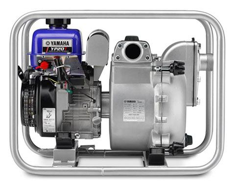 Yamaha YP20T Pump in Coloma, Michigan