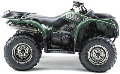2003 Yamaha Kodiak 450 Automatic  4x4 for sale 231133