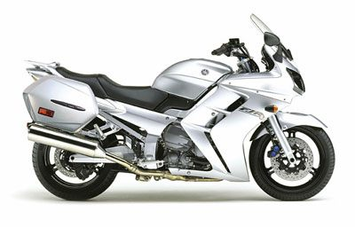 2003 Yamaha FJR1300 in Hendersonville, North Carolina