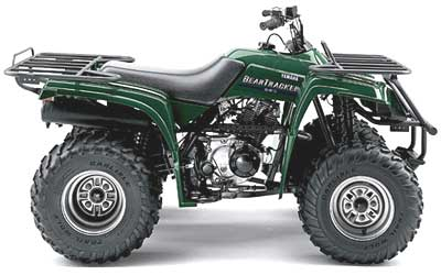 2004 Yamaha BearTracker® in Chickasha, Oklahoma