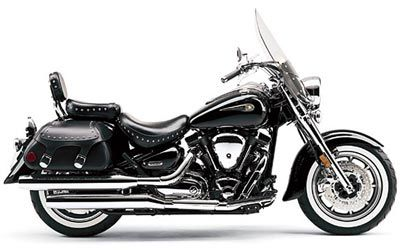 2004 Yamaha Road Star Midnight Silverado® in Belleville, Michigan - Photo 16