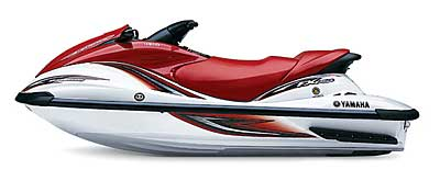 2004 Yamaha WaveRunner® FX140 in Huron, Ohio