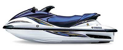 2004 Yamaha WaveRunner® FX High Output in Tyler, Texas