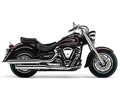2005 Yamaha Road Star (Cast Wheel) in Erie, Pennsylvania - Photo 17