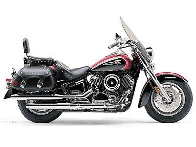 2005 Yamaha V Star® 1100 Silverado® in Saint Charles, Illinois