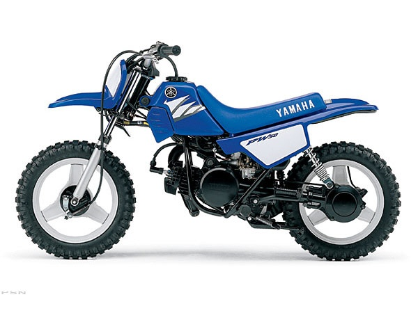 2005 Yamaha PW50 2
