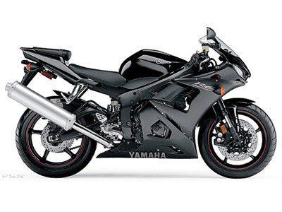 2005 Yamaha YZF-R6 8