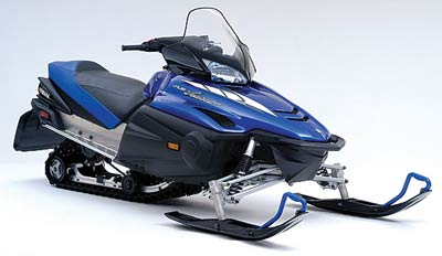 2005 Yamaha RS Vector ER in Speculator, New York - Photo 6