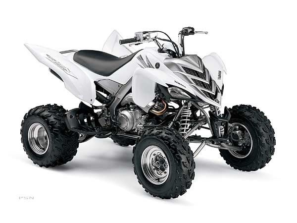 2006 Yamaha Raptor 700R 3