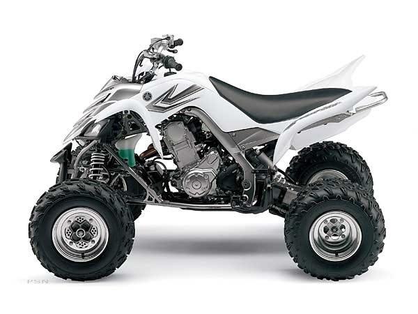 2006 Yamaha Raptor 700R 2
