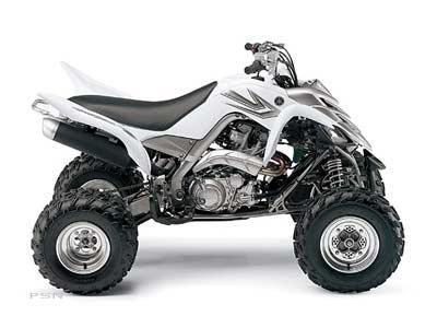 2006 Yamaha Raptor 700R 1