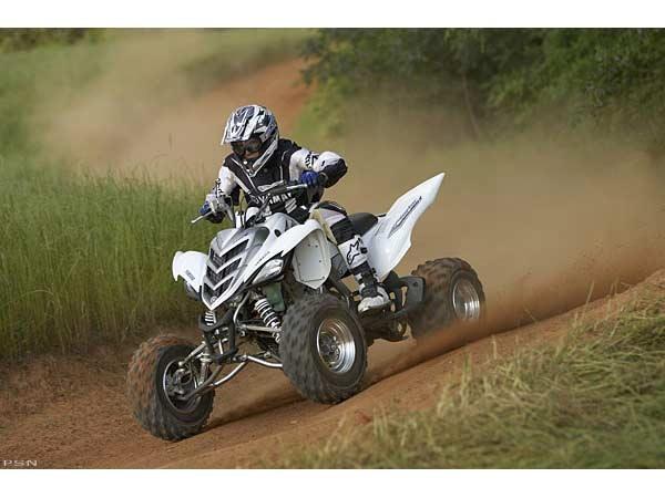 2006 Yamaha Raptor 700R 5