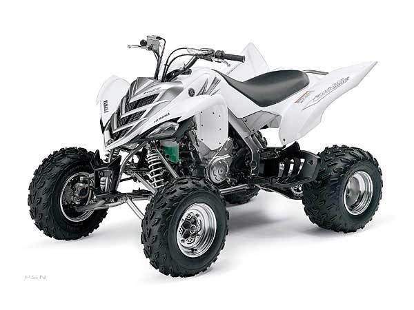 2006 Yamaha Raptor 700R 4