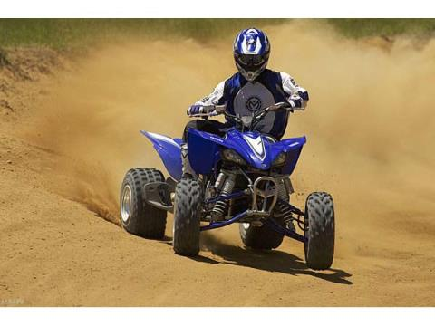 2006 Yamaha YFZ450 in Belle Plaine, Minnesota
