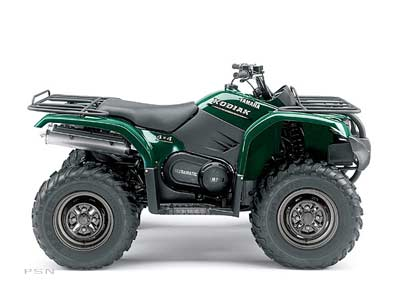 2006 Yamaha Kodiak 400 Auto. 4x4 for sale 8677