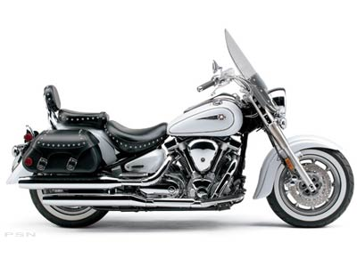 2006 Yamaha Road Star Silverado® in Geneva, Ohio
