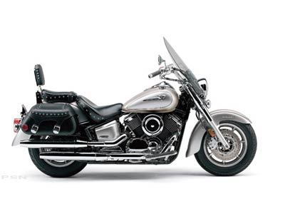 2006 Yamaha V Star® 1100 Silverado® in Scottsbluff, Nebraska