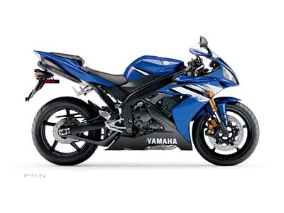 Two-tone Team Yamaha Blue / White