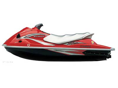 2006 Yamaha VX™ 110 Deluxe in Three Lakes, Wisconsin - Photo 1