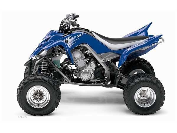 2007 Yamaha Raptor 700R 9