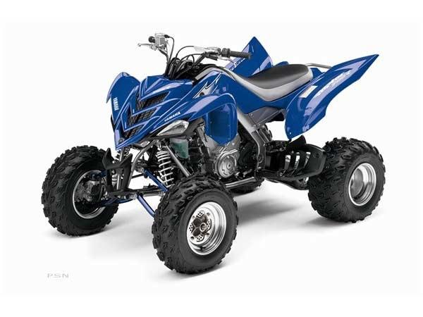 2007 Yamaha Raptor 700R 11
