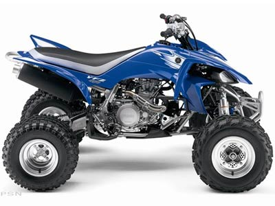 2007 Yamaha YFZ450 in Park Rapids, Minnesota - Photo 1