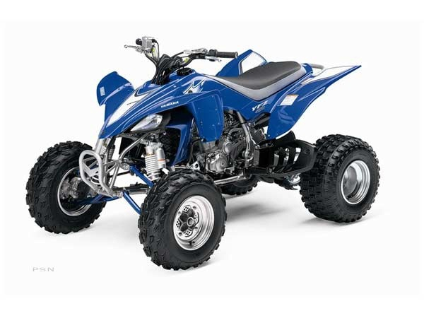 2007 Yamaha YFZ450 in Park Rapids, Minnesota - Photo 4