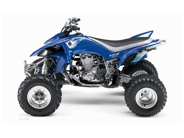 2007 Yamaha YFZ450 in Park Rapids, Minnesota - Photo 2